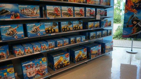 Zirndorf, Deutschland: Playmobil Shop