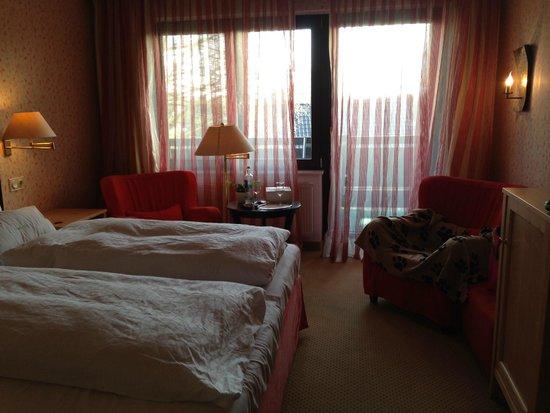 Romantik Hotel Bösehof: Zimmer