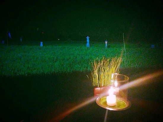 The Chedi Club Tanah Gajah, Ubud, Bali – a GHM hotel: Open Air Restaurant