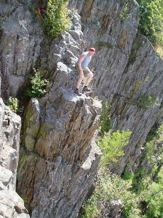 Mount Tom State Reservation: The Cliffs