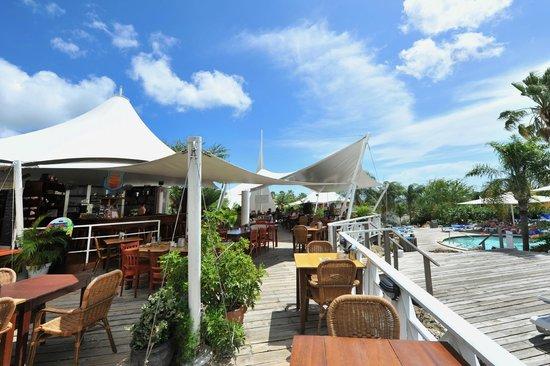 Chogogo Restaurant: Chogogo Terrace