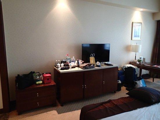 Jin Jiang Pine City Hotel: Bedroom