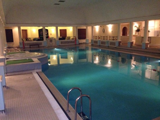 The Front Picture Of Hanbury Manor Marriott Hotel Country Club Ware Tripadvisor