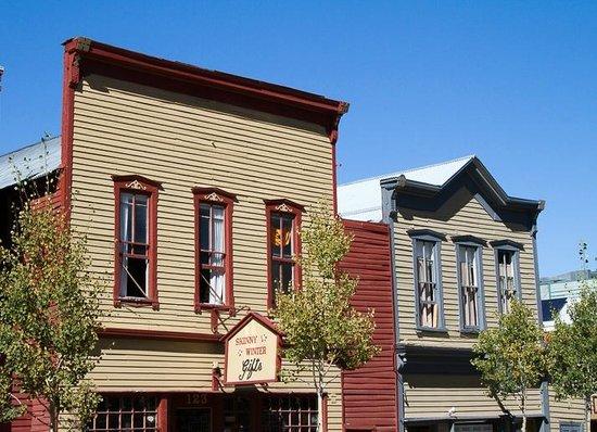 Breckenridge Heritage Alliance: False Fronts