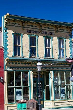 Breckenridge Heritage Alliance: Thiebald Building