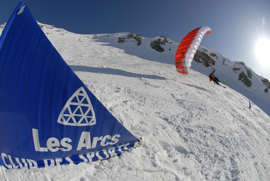 Speed Riding School - Les Arcs