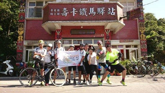 惜台湾单车旅行