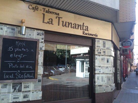 Restaurante la tunanta en ciudad real con cocina pasta y pizzer a - Cocinas ciudad real ...