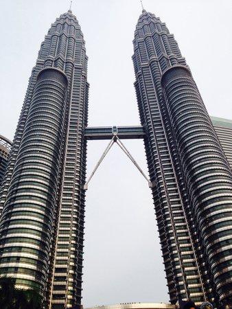 Mandarin Oriental, Kuala Lumpur: Башня