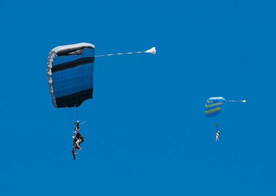 Skydive Oliver: Tandem X2