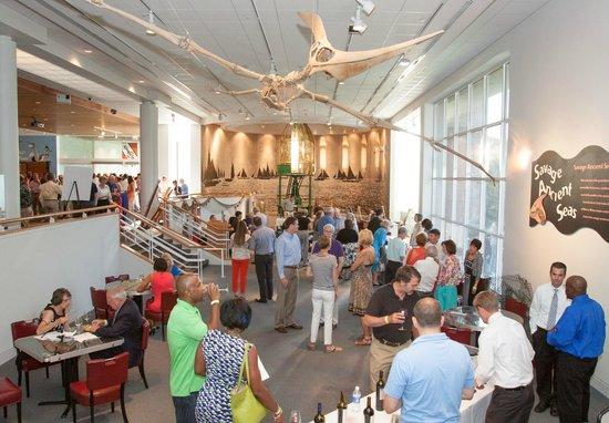 Newport News, VA: Special Event at the Museum