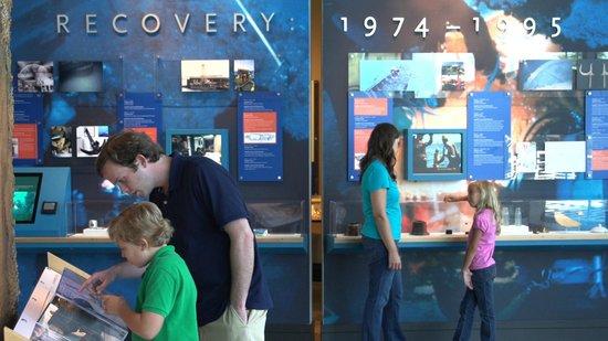 Newport News, VA: USS Monitor Center