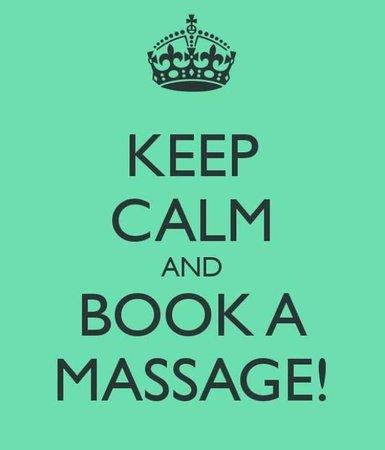 Serenity Massage Studio : Keep Calm and Book Your Massage