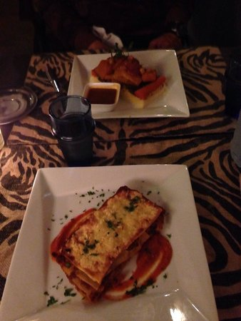 Le Comptoir du Pacha: Lasagne maison un délice  Et un couscous sublime