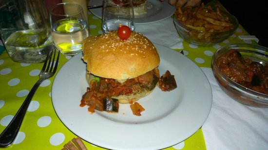 Burger et Blanquette Esplanade