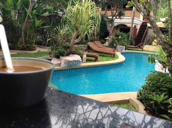 Le Viman Resort: piscine