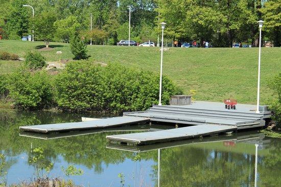 Νιούπορτ Νιουζ, Βιρτζίνια: Boat ramp