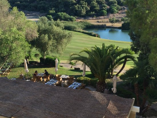 Barcelo Jerez Montecastillo & Convention Center: View from my room