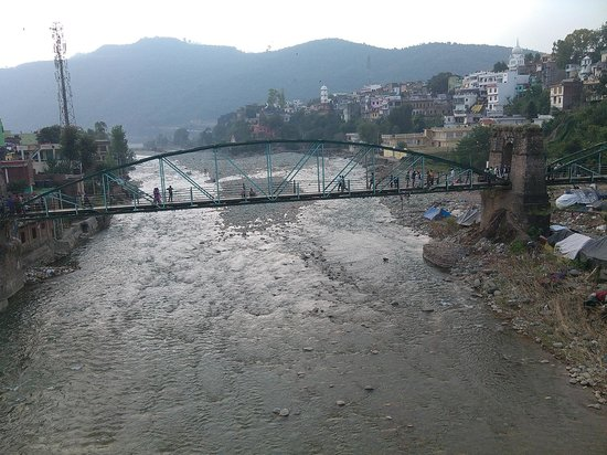Rajouri District, Ấn Độ: rajouri bridge