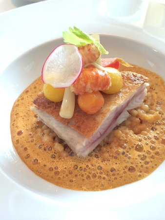 Bayview: Filet de Fera... Exquisite!!! Bravo Chef!!! Delicious