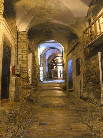 La Pigna : Старый город Сан Ремо