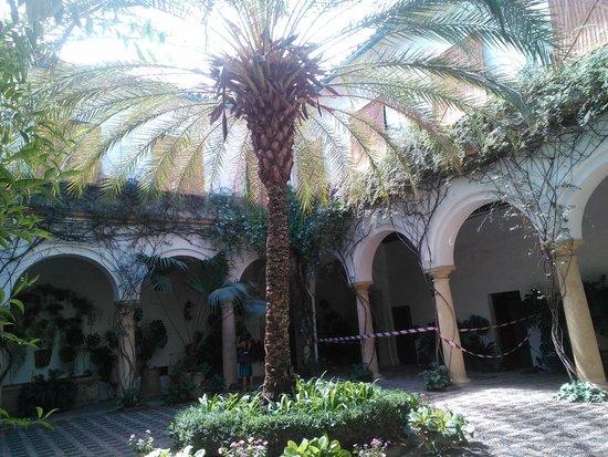 Palacio de Viana: El patio de la bienvenida