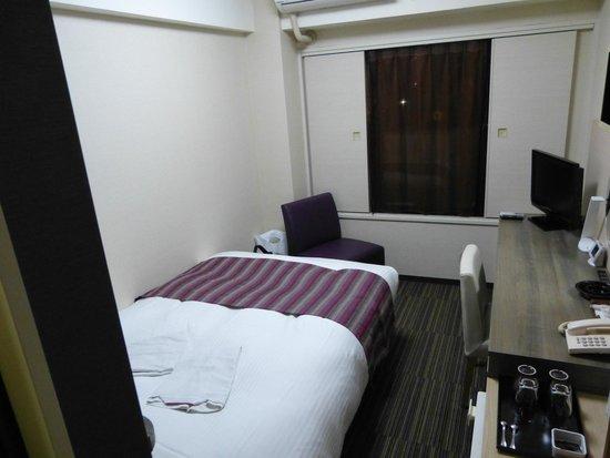 My Stays Asakusabashi : Visão do quarto