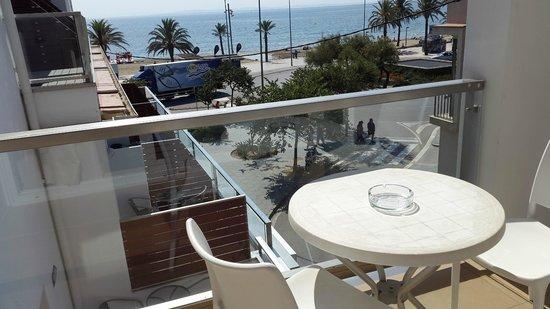Hotel Marina: Vista