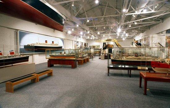 Newport News, VA: Great Hall of Steam