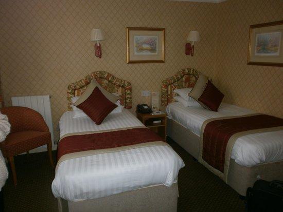 Crown & Mitre Hotel: comfort