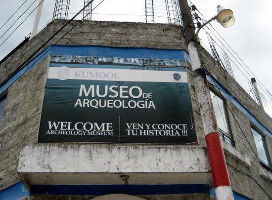 Museo de Arqueologia - Part of Kumool Cultural Center