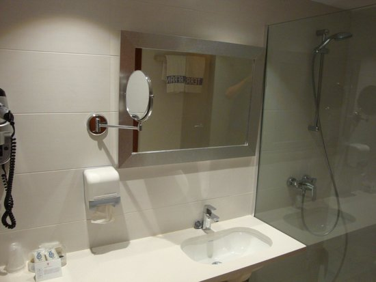 Hotel Terramar: Terramar bathroom