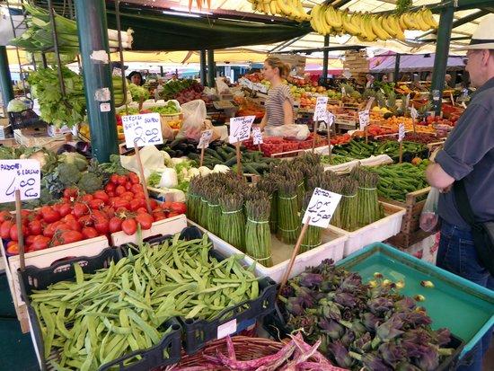 A Guide In Venice : The Market