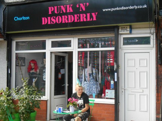 Punk'n'Disorderly