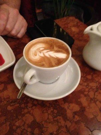 Bewley's Cafe: Cappuccino