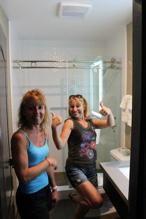 Marina del Rey, Kalifornien: ma cherie et ma sister