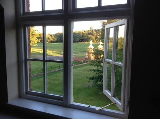The Elvetham: What a view