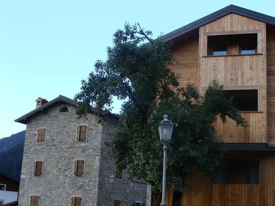 Albergo Diffuso Borgo Soandri: vista dell'alloggio da fuori