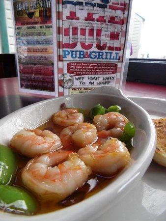 Rock The Dock Pub & Grill: Fireball Shrimp
