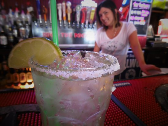 Rock The Dock Pub & Grill: Amazing cocktails