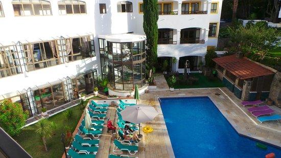 Clube Do Lago: nice pool