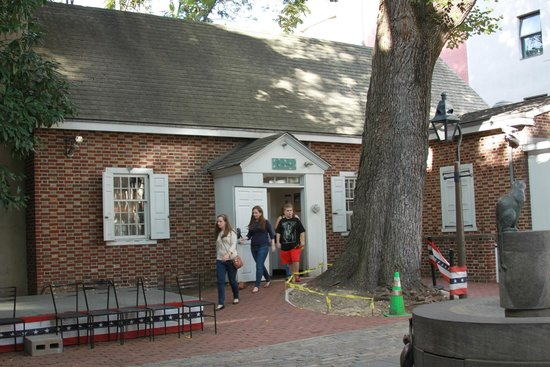 Betsy Ross House: Gift shop
