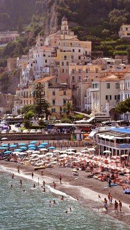Hotel Croce di Amalfi: Hotel e Dintorni