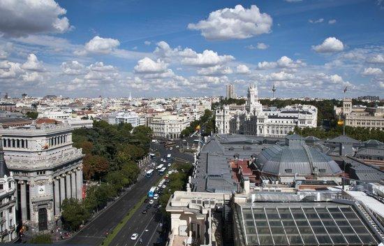 La Terraza del Casino de Madrid: Vista 1