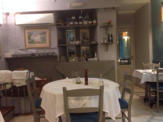 Rubino: Veldig hyggelig, intim restaurant med nydelig mat og god atmosfære! Anbefales varmt!