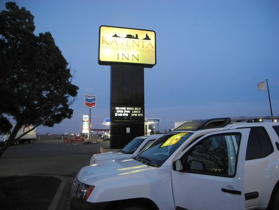 Kayenta Monument Valley Inn: Classico motel in stile americano: ottimo come appoggio e via!