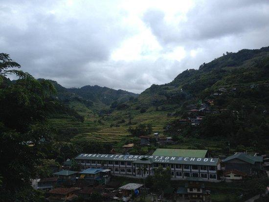 Sanafe Lodge: Terrace view
