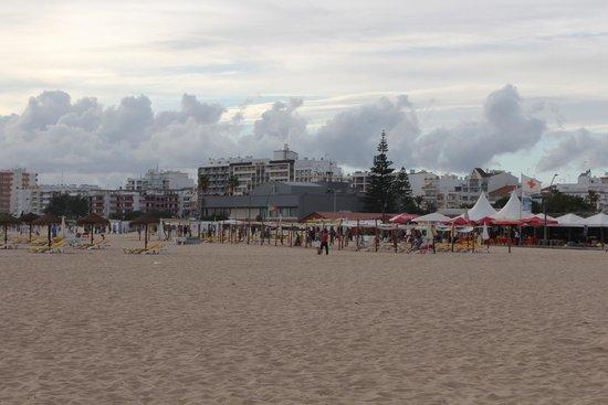 Monte Gordo Beach: praia de monte gordo