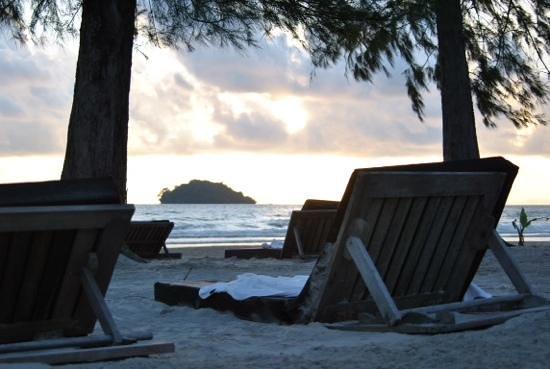 Tamu Hotel: Tamu beach, Otres 2