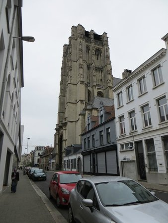St Jacobskerk (St James's Church): this is it